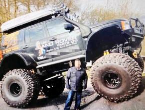 Pressreader Scottish Daily Mail 2020 08 22 You Little Monster Boy Six Buys Truck On Ebay For 19k