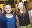 ?? Photos by RAMON JOSEPH J. RUIZ ?? Sen. Grace Poe with PeopleAsia editor- in- chief and GM Joanne Rae Ramirez.
