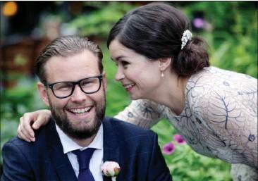 ?? FOTO: JAKOB MYDTSKOV ?? Ulrik og Anes forhold gik helt i hårdknude.