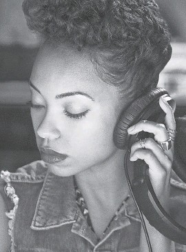 """?? PROVIDED BY ADAM ROSE/ NETFLIX ?? Logan Browning stars in """"Dear White People."""""""