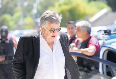 ?? I Enrique García Medina ?? La causa puede recaer en la fiscalía de Carlos Stornelli.