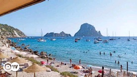??  ?? The Spanish island of Mallorca is one of the destinations picked by millions of Germans each year