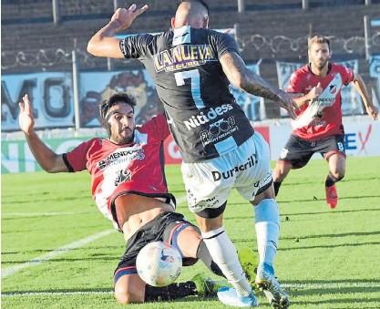 ?? PRENSA ESTUDIANTES ?? Triunfo. Estudiantes venció 1-0 a Deportivo Maipú, como local. Ahora tiene un duro desafío