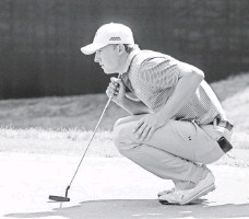"""?? MARK KONEZNY, USA TODAY SPORTS ?? """"I just had two bad weeks,"""" Jordan Spieth said about missing the cut in The Barclays and the Deutsche Bank Championship."""