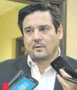 ??  ?? Enrique Salyn Buzarquis, senador (PLRA). Es candidato a presidente del PLRA en una alianza con el sector llanista.