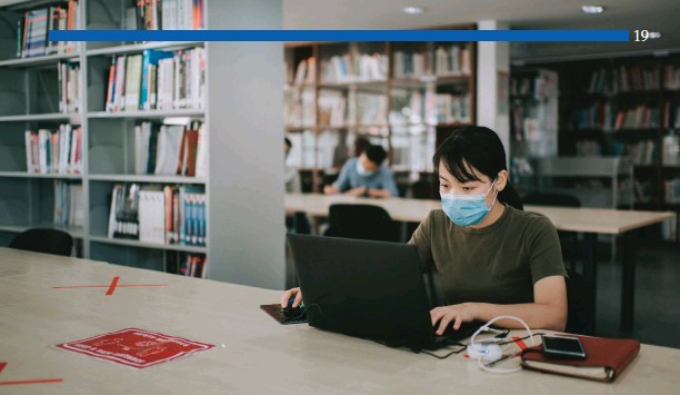 ?? IStock photo ?? Throughout the COVID-19 pandemic, Canada's universities have been a front line of both institutional adaptation and innovation.