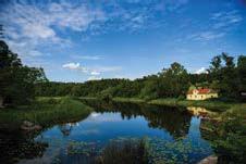 ??  ?? FAVORIT 3. Vatten och öppna vyer fastnar ofta på Lasse Lundbergs bilder.