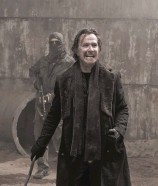 "?? COURTESY OF WARNER BROS. PICTURES ?? Gary Oldman, who plays Carnegie, in a scene from the NM-filmed ""The Book of Eli."""
