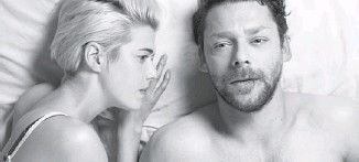 ?? EONE FILMS ?? Ag­y­ness Deyn and Richard Coyle star in Pusher, which probes the crevices of drug-filled Lon­don.