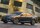 ??  ?? Large Car: Kia Cadenza The Kia Cadenza rises to the occasion, taking highest-ranked in the Large Car segment. The Korean automaker's sedan beat out the Nissan Maxima and Dodge Charger.