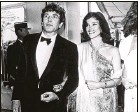 ?? KEYSTONE / HULTON ARCHIVE ?? Albert Finney, a five-time Oscar nominee (left with girlfriend Diana Quick in 1979), died Thursday at 82.