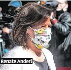 ??  ?? Renate Anderl