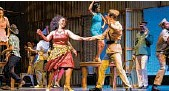 """?? OPERA ORLANDO/COURTESY PHOTO ?? Opera Orlando, which recently staged """"Carmen"""" at the Dr. Phillips Center for the Performing Arts, has done well as a new partner organization in the Campaign for the Arts."""