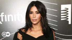 ??  ?? Kim Kardashian West has made money with beauty and shapewear products