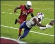 ??  ?? In this Sunday, Nov. 15, 2020, file photo Buffalo Bills wide receiver Stefon Diggs (14) pulls in a touchdown pass as Arizona Cardinals cornerback Patrick Peterson (21) defends during the second half of an NFL football game in Glendale, Ariz.