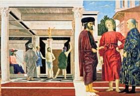 ??  ?? 图 1 皮耶尔·德拉·佛朗西斯卡 / 鞭打基督