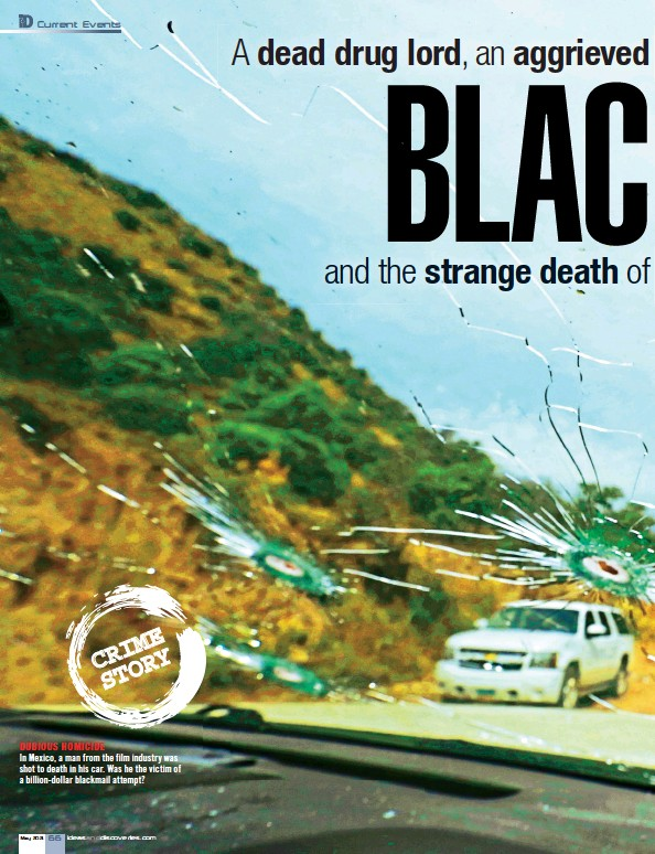 ??  ?? DUBIOUS HOMICIDE