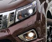 ??  ?? Эффектная оптика с характерными «бровями» ходовых огней внушает уважение на дорогах.