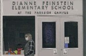 ?? JEFF CHIU/AP FILE PHOTOS ?? Dianne Feinstein Elementary School in San Francisco is named for the senator and city's former mayor.