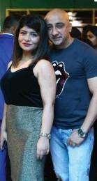 ??  ?? Rachna Kotwal and Pavan Suri