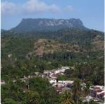 ??  ?? El Yunque de Baracoa.