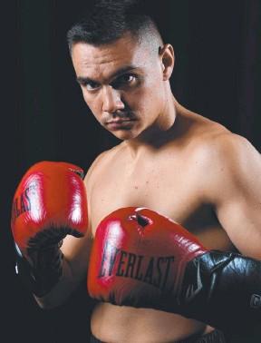 ??  ?? Tim Tszyu is making his mark on the boxing world. Picture: Joel Carrett