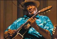 ?? COURTESY PHOTO ?? Blue Note NApA presents blues legend TAj MAhAl At ChArles Krug Winery Aug. 21-22.