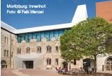 ??  ?? Moritzburg: Innenhof. Foto: © Falk Wenzel