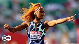 ??  ?? Sprinter Sha'Carri Richardson will miss the Olympics after testing positive for cannabis