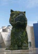 ?? Afp ?? 'Puppy' van Jeff Koons.