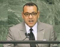 ?? FRANK FRANKLIN II/ASSOCIATED PRESS ?? King Mohammed VI of Morocco
