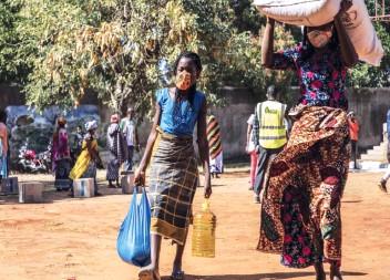 ?? DR ?? A situação continua a agravar-se em Cabo Delgado devido aos ataques de grupos armados