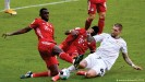 ??  ?? Tanguy Nianzou made just his second appearance for Bayern
