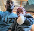 ?? Picture: Supplied ?? Russel Makhubela, 32, who is alleged to have killed his two-year-old daughter Phiwokuhle.
