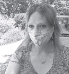 """?? FAMILY PHOTO ?? Lindsay Ann Spurgeon, 41, of Asheville, N. C., worries about the Thanksgiving holiday because her in- person Alcoholics Anonymous meetings have been canceled during the coronavirus pandemic. """"Those meetings are life or death,"""" she says."""