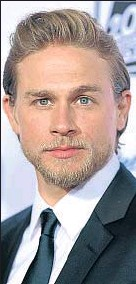 ?? GETTY IMAGES ?? Charlie Hunnam. Se lo rifan desde que terminó Sons of anarchy