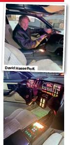 ??  ?? David Hasselhoff.