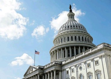 ?? ?? Crisis looms: After the US Senate rejects a bill, as expected, to keep the federal government funded past the end of September, the clock will be ticking until the government runs out of authorisation to keep its many operations running. /Bloomberg