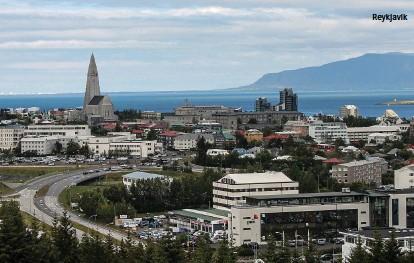 ??  ?? Reykjavik