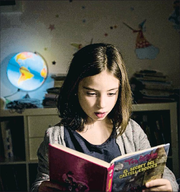 ?? XAVIER CERVERA ?? Las chicas a los nueve años comprenden mucho mejor que los chicos los textos que leen en todos los países del mundo