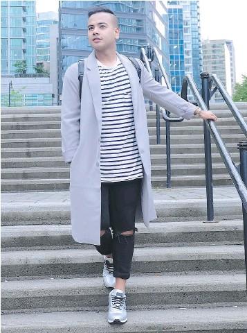 ??  ?? Jonathan Waiching Ho is a Vancouver-based fashion blogger and freelance writer.