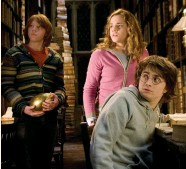 ??  ?? Page to screen...Harry Potter film based on book