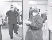 ??  ?? La ocupación hospitalaria de camas generales es de 28% a nivel nacional.