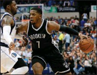 ??  ?? Joe Johnson's 20,405 points rank 44th on the NBA career list, while his 1,978 three-pointers are the 13th-most ever.