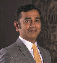 ??  ?? PROJECT FINANCE PERSPECTIVE: Raza Hasnani, Managing Director, Head of Infrastructure Investments