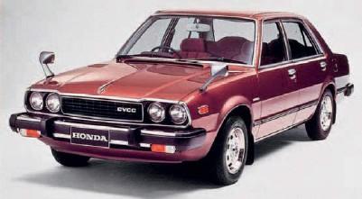 ??  ?? El Honda Accord fue el primer auto de segmento grande de esta marca, con alta demanda en el mundo.