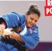 ?? Archivo ?? Melissa Mojica fue superada ayer por la tunecina Nihel Cheikh Rouhouda en el torneo en Catar.