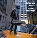 ??  ?? Schnetzer on the move in New York