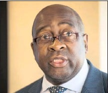 ?? PHOTO: BLOOMBERG ?? Nhlanhla Nene, South Africa's former finance minister, still has not been appointed to the promised position at the Brics' NDB.