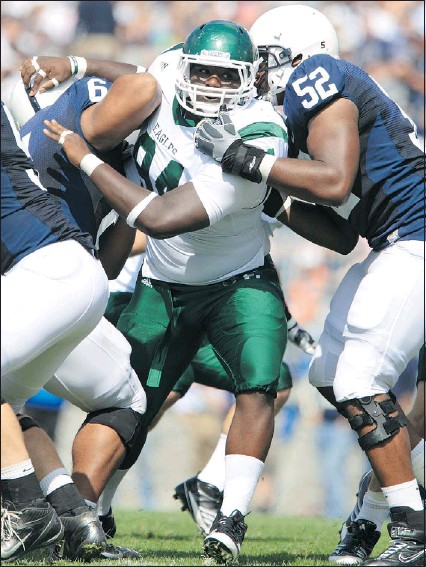?? — B.C. LIONS ?? Jabar Westerman will be groomed for the interior of the B.C. Lions' defensive front.